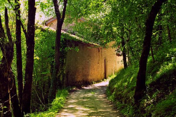 Escursione in val canzoi anello del monte grave per for Cabine del torrente grave