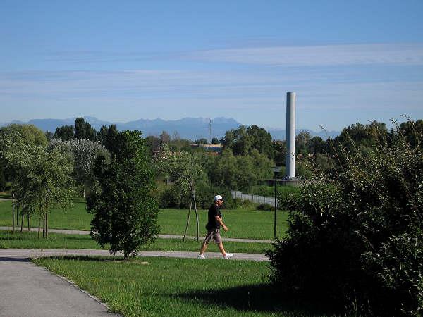 Mestre parco san giuliano parchi urbani fortezze venezia - Parco di porta venezia ...